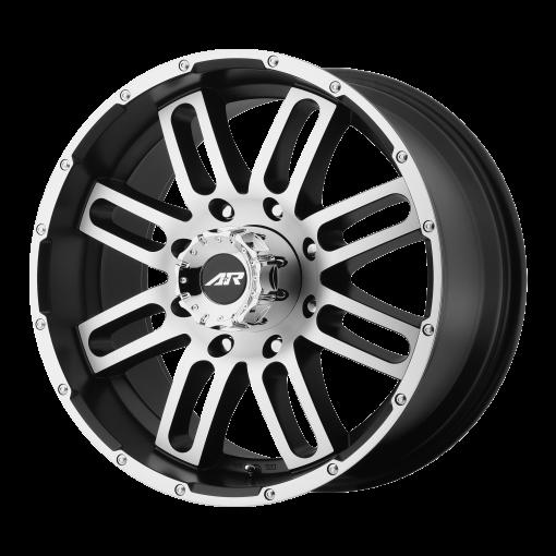 American Racing Custom Wheels AR901 MACHINED BLACK