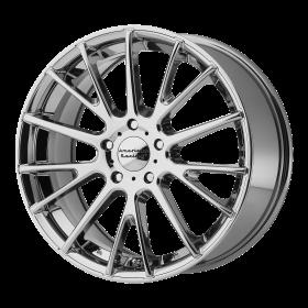 American Racing Custom Wheels AR904 CHROME PVD