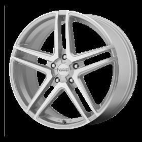American Racing Custom Wheels AR907 MACHINED SILVER