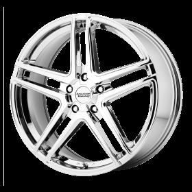American Racing Custom Wheels AR907 CHROME PVD