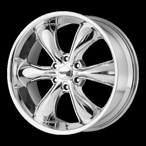 American Racing Custom Wheels AR914 TT60 TRUCK CHROME PVD