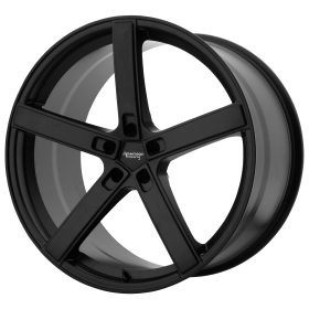 American Racing Wheels AR920 BLOCKHEAD SATIN BLACK
