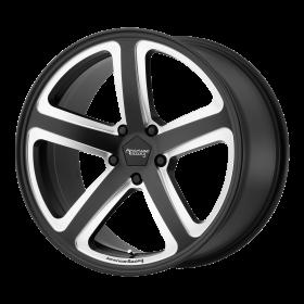 American Racing Custom Wheels AR922 HOT LAP BLACK MILLED