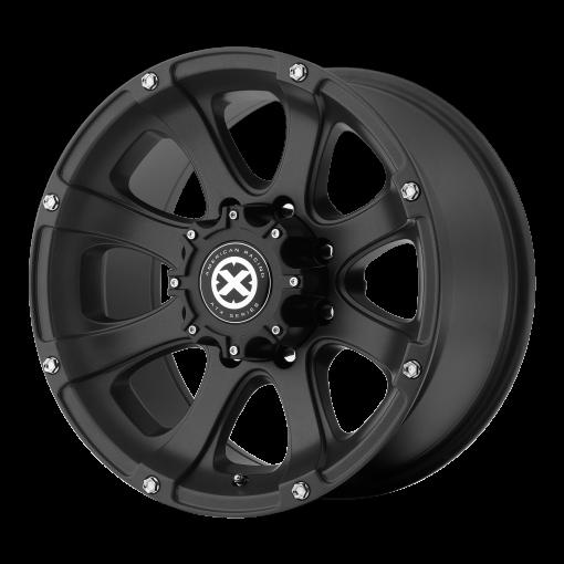 ATX Series Custom Wheels AX188 LEDGE BLACK