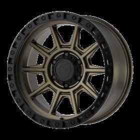 ATX Series Custom Wheels AX202 BRONZE BLACK