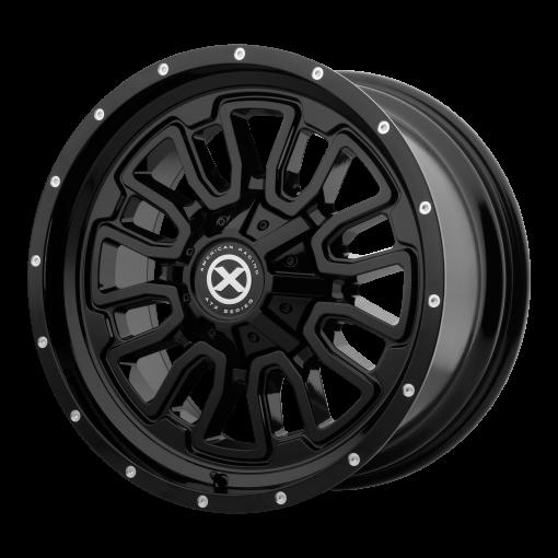 ATX Series Wheels AX203 GLOSS BLACK