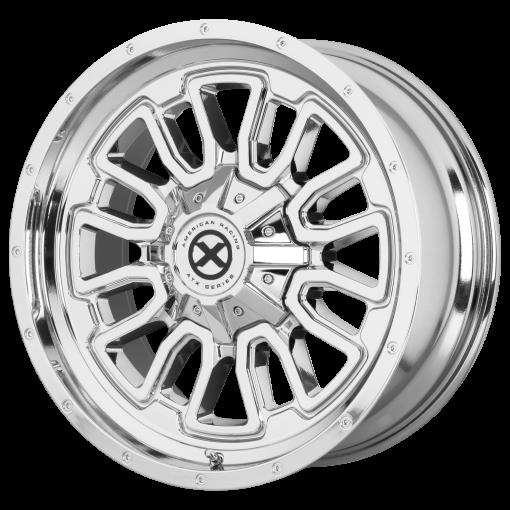 ATX Series Custom Wheels AX203 CHROME PVD