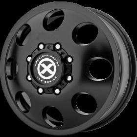 ATX Series Custom Wheels AX204 BAJA DUALLY BLACK