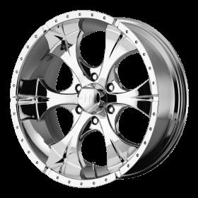 HELO Custom Wheels HE791 MAXX CHROME