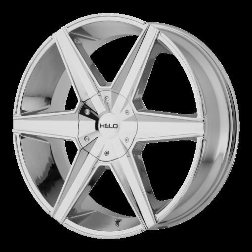 HELO Wheels HE887 CHROME