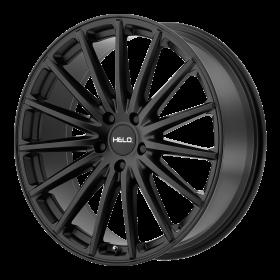 HELO Custom Wheels HE894 BLACK