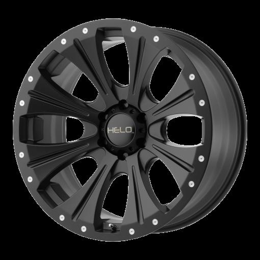 HELO Custom Wheels HE901 BLACK