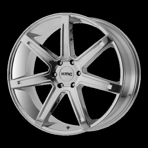 KMC Custom Wheels KM700 REVERT CHROME PVD