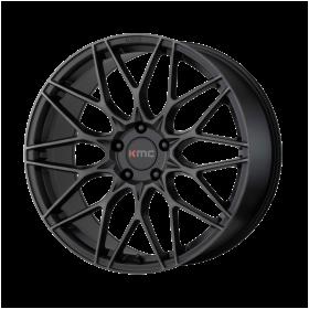KMC Custom Wheels KM713 ALKALINE BLACK