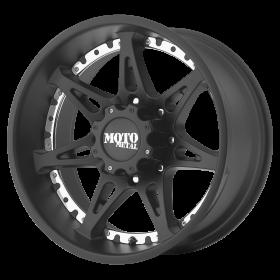 Moto Metal Custom Wheels MO961 BLACK
