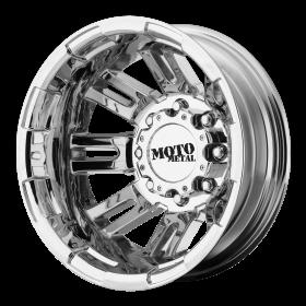Moto Metal Custom Wheels MO963 CHROME PVD