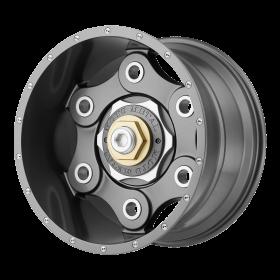 Moto Metal Custom Wheels MO977 LINK GUNMETAL