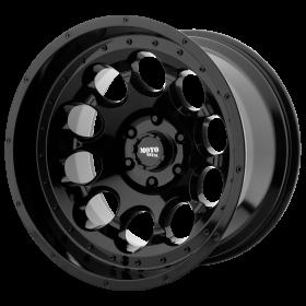 Moto Metal Custom Wheels MO990 ROTARY BLACK