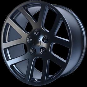 OE Creations Custom Wheels PR107 BLACK