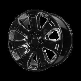 PR113 BLACK CHROME