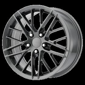 OE Creations Custom Wheels PR121 GUNMETAL