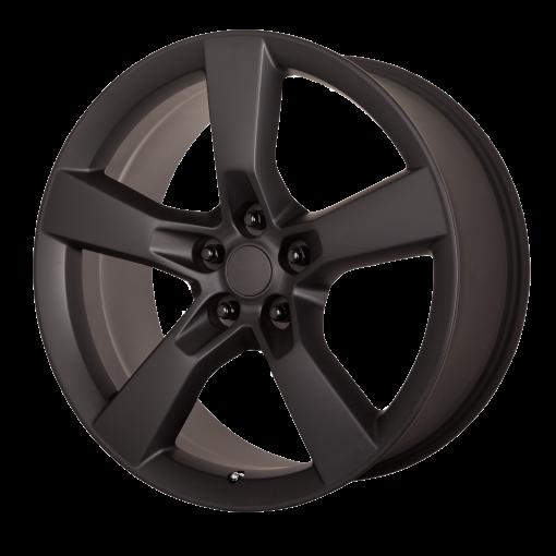OE Creations Wheels PR125 MATTE BLACK