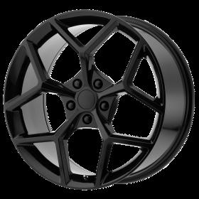 PR126 GLOSS BLACK
