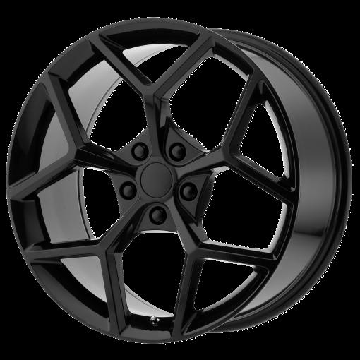 OE Creations Wheels PR126 GLOSS BLACK