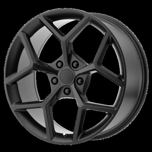 OE Creations Wheels PR126 MATTE BLACK