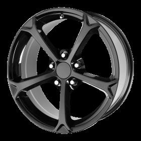 OE Creations Custom Wheels PR130 BLACK