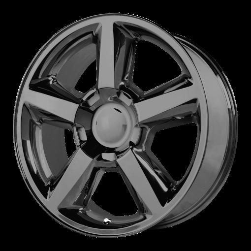 OE Creations Wheels PR131 GLOSS BLACK