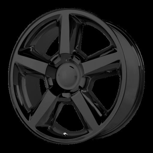 OE Creations Wheels PR131 MATTE BLACK