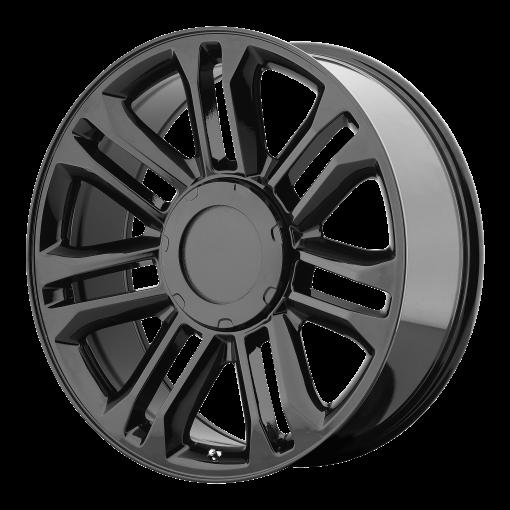 OE Creations Wheels PR132 GLOSS BLACK