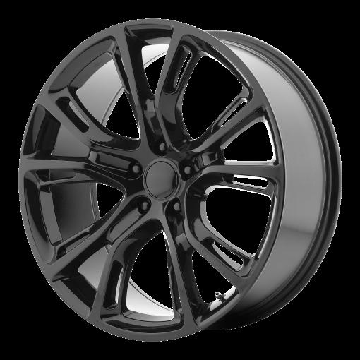OE Creations Wheels PR137 GLOSS BLACK