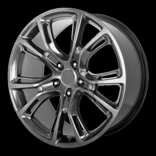 OE Creations Wheels PR137 HYPER SILVER DARK