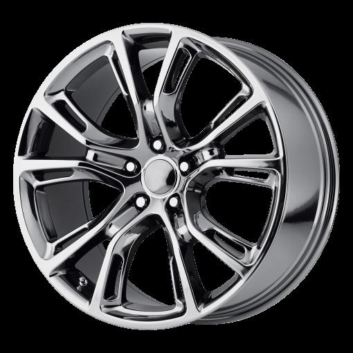 OE Creations Wheels PR137 PVD BLACK CHROME