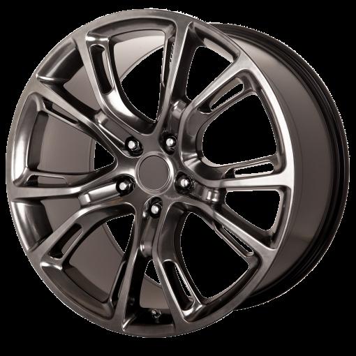 OE Creations Wheels PR137 HYPER BLACK