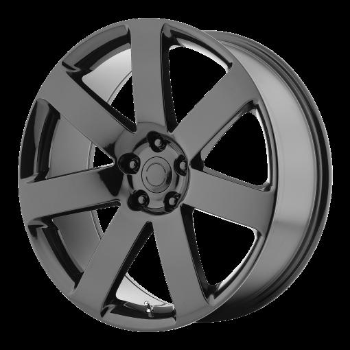 OE Creations Wheels PR138 GLOSS BLACK