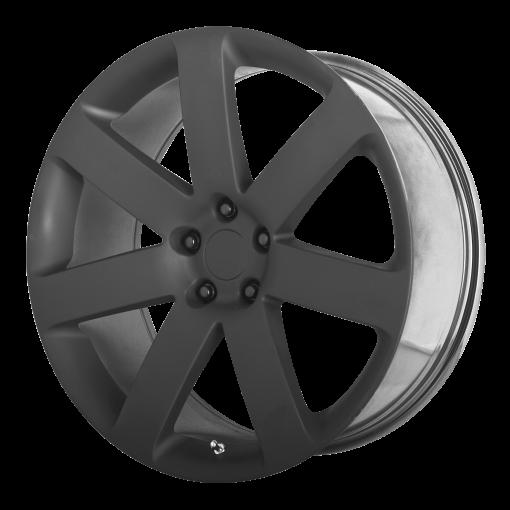 OE Creations Wheels PR138 MATTE BLACK