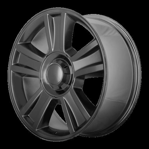 OE Creations Wheels PR143 GLOSS BLACK