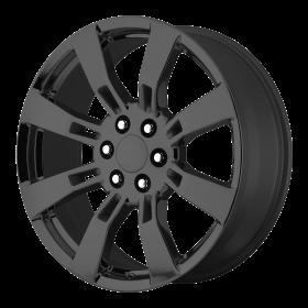 OE Creations Custom Wheels PR144 BLACK