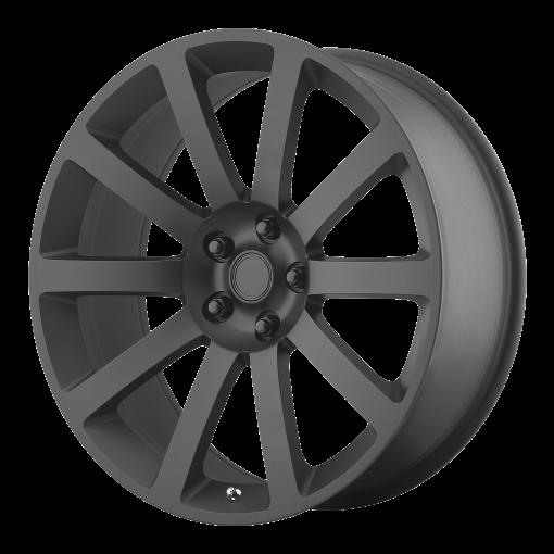 OE Creations Wheels PR146 MATTE BLACK