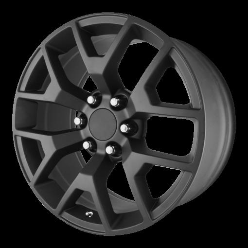 OE Creations Wheels PR150 MATTE BLACK
