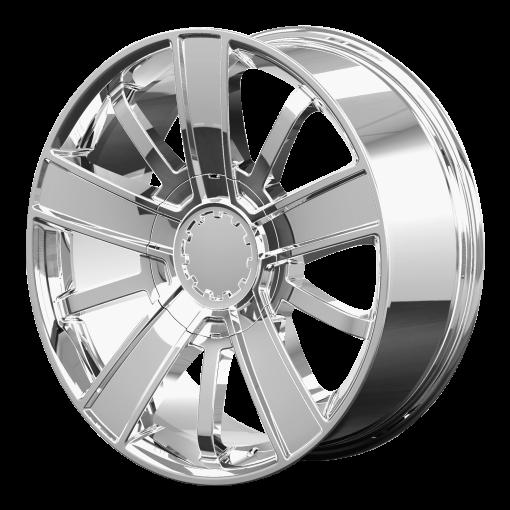 OE Creations Wheels PR153 CHROME