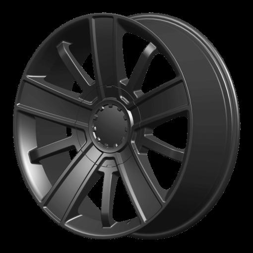 OE Creations Wheels PR153 SATIN BLACK