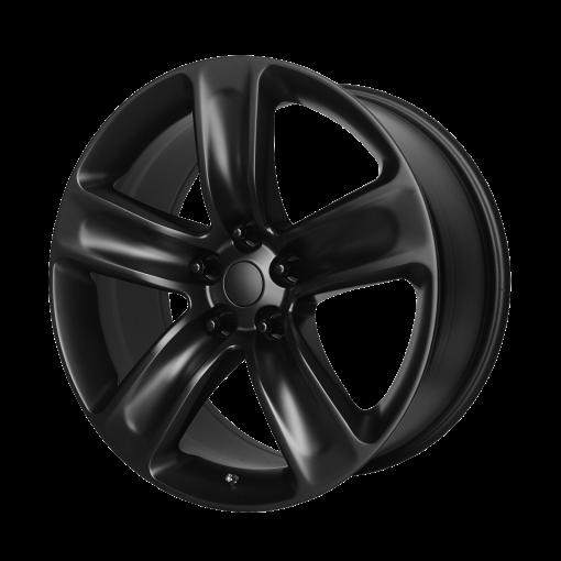 OE Creations Wheels PR154 SEMI GLOSS BLACK