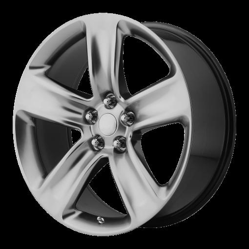 OE Creations Wheels PR154 HYPER SILVER
