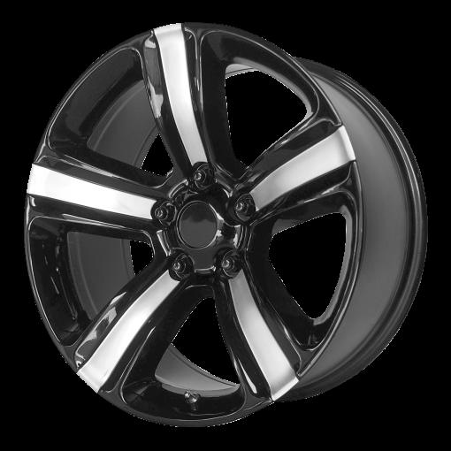 OE Creations Wheels PR155 SATIN BLACK