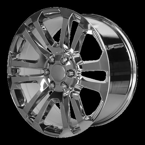 OE Creations Wheels PR158 CHROME