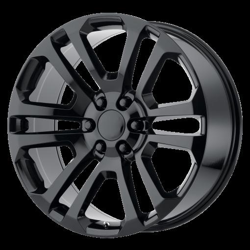 OE Creations Wheels PR158 GLOSS BLACK